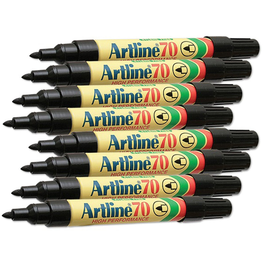 Marker Artline 70 Black