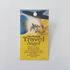 THOUGHTFUL LITTLE CRITTERS - TRAVEL ANGEL