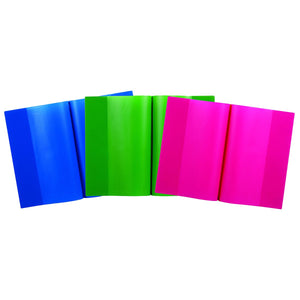 Book Sleeves Contact Solid Colours A4