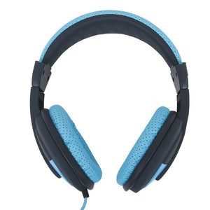 Headphone Mconnected Multimedia Blue