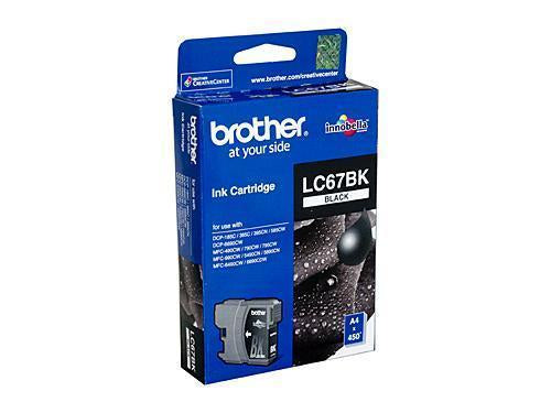 Brother LC67 Black Ink