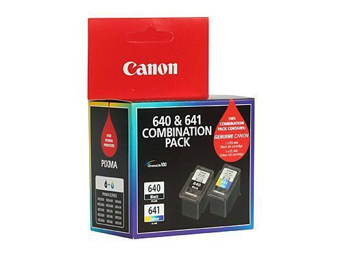 Canon PG640XL/CL641XL Ink Twin Pack