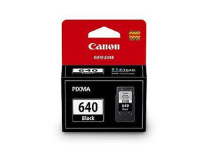 Canon PG640 Black Ink