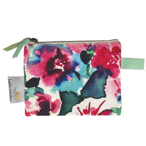 Coin Purse Floral Passion