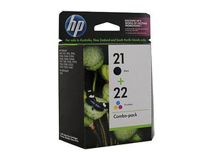 HP 21/22 Ink Twin Pack
