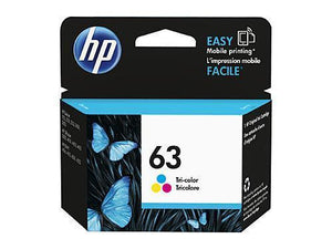HP 63 Colour Ink