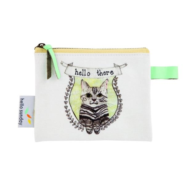 Coin Purse Bea Cat