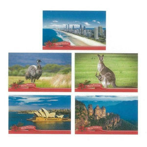 Christmas Cards Australia Pack of 10