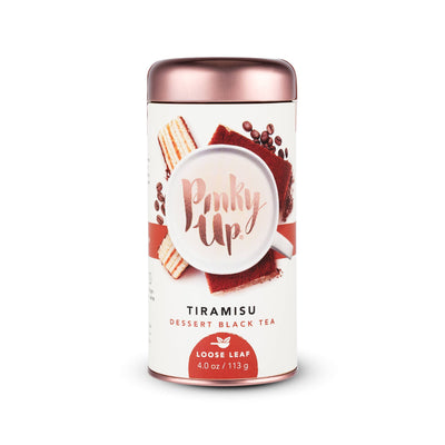 Pinky Up - Tiramisu Loose Leaf Tea