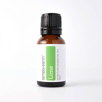 Simply Earth - Lime Essential Oil 15ml