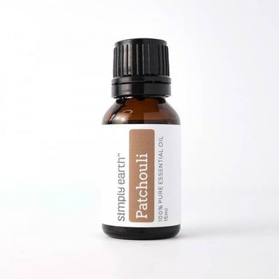 Simply Earth - Patchouli Essential Oil (Dark) 15ml