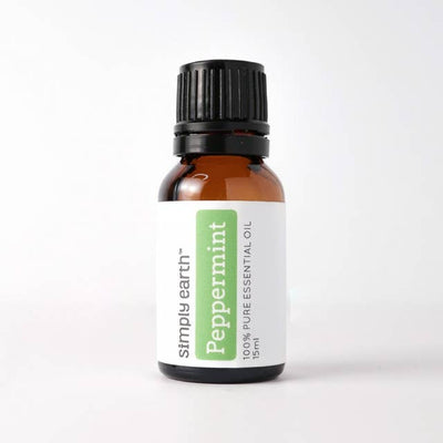 Simply Earth - Peppermint Essential Oil 15ml