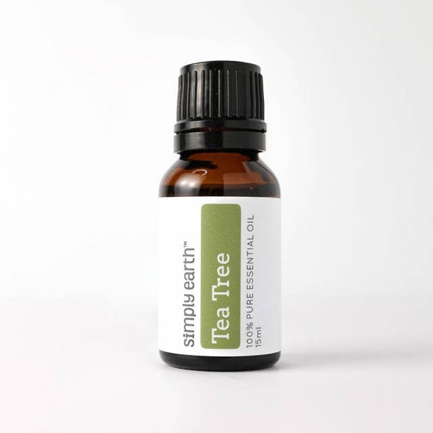 Simply Earth - Tea Tree Essential Oil 15ml
