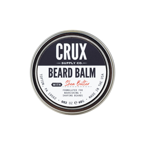 beard balm by Crux at Threadstone