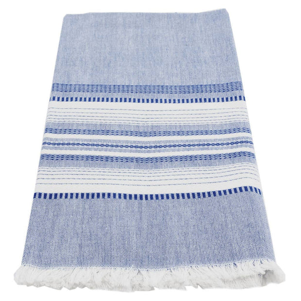 Sobremesa by Greenheart - Blue Chambray Towel
