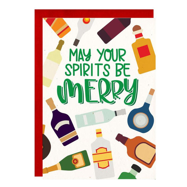 Little Lovelies Studio - May Your Spirits Be Merry - Box Set of 8