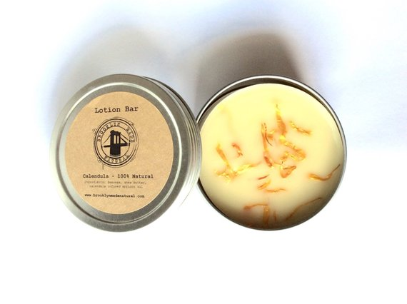 Brooklyn Made Natural - Calendula Lotion Bar