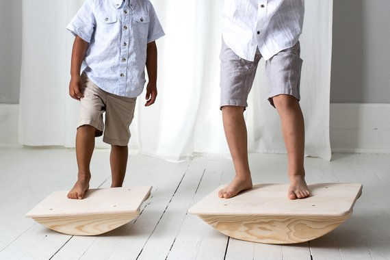 Clover and Birch - Extra Large Balance Board