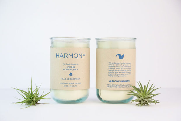 Goods That Matter - Candles For Good - Harmony