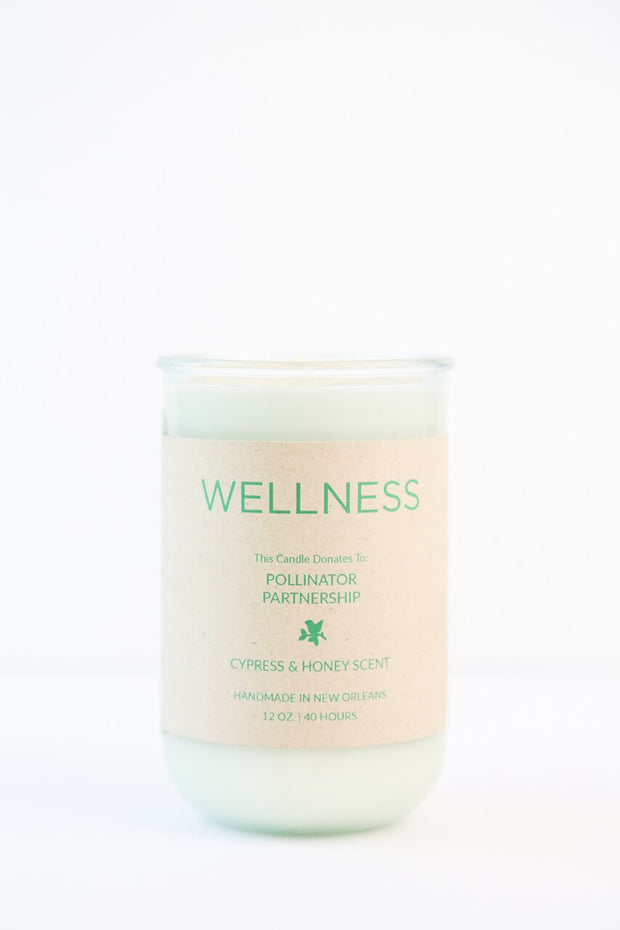Goods That Matter - Candles For Good - Wellness