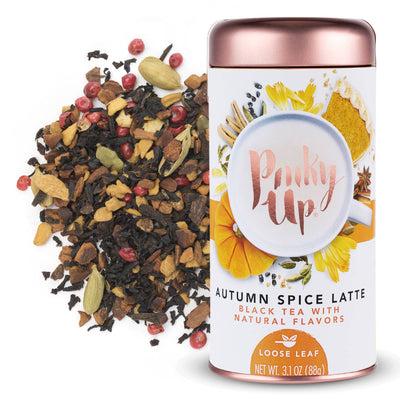 Pinky Up - Autumn Spice Latte Loose Leaf Tea