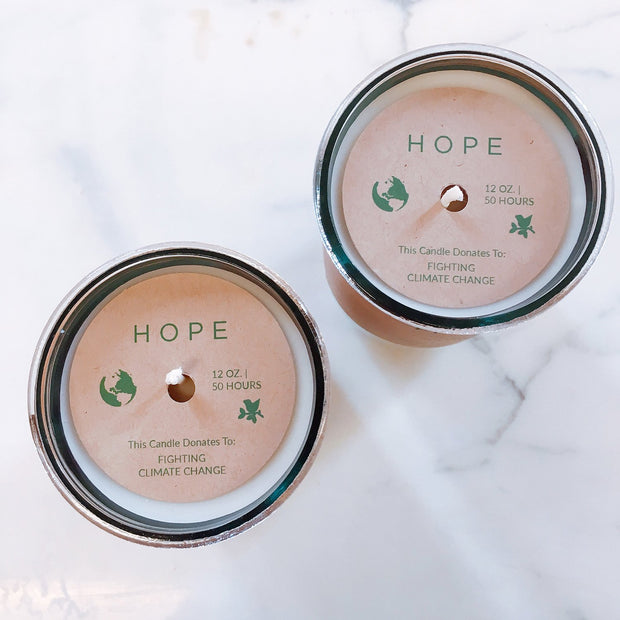 Goods That Matter - Candles For Good - Hope
