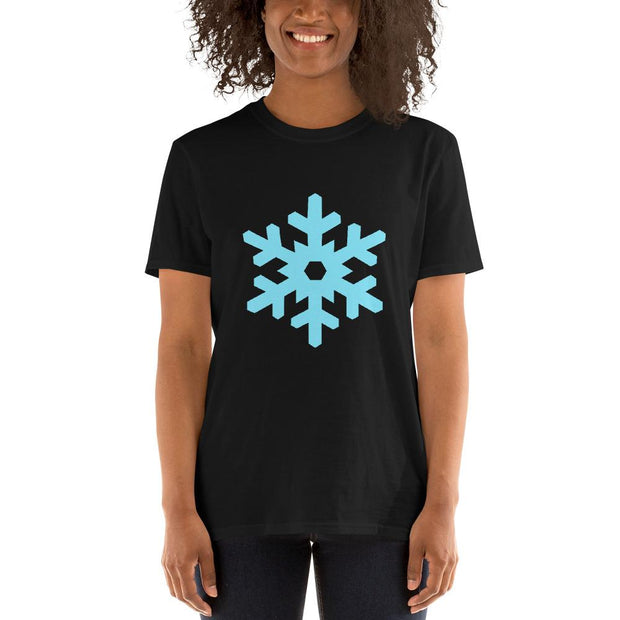 Little Blue Snowflake Tee