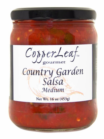 CopperLeaf Gourmet Foods, Inc. - Country Garden Salsa Medium