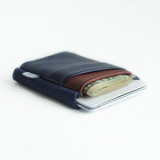 TGT Men's Wallet-Oxblood/Midnight