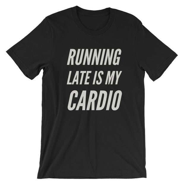 Running Late Graphic T