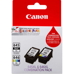 Canon 645xl/646xl Combo Pack