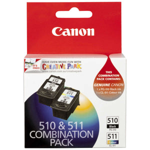 Canon 510/511 Combo Pack