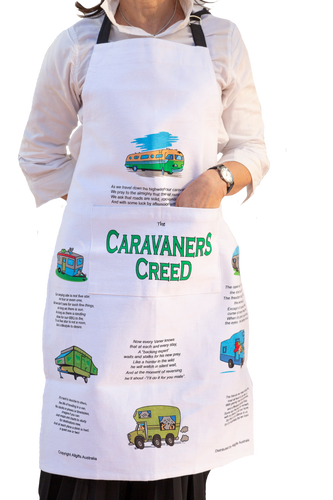 Apron (Heavy Drill) - Caravaners Creed
