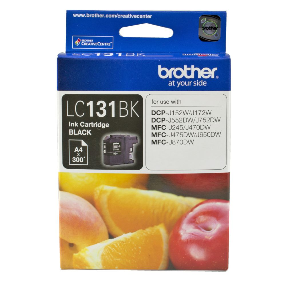 Brother LC131 Black