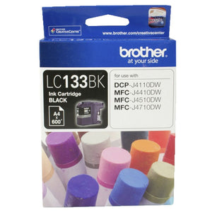 Brother LC133 Black