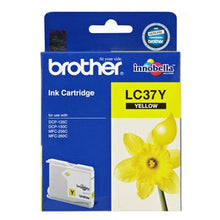 Brother LC37 Colours