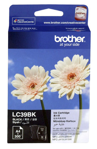 Brother LC39 Black