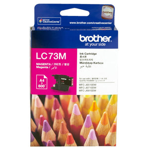 Brother LC73 Colours