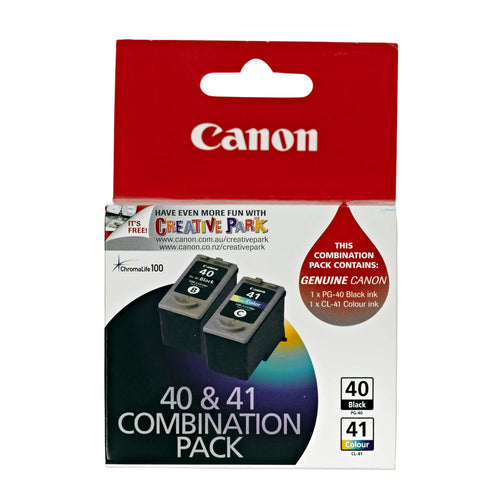 Canon CL-41 PG-40 Combo