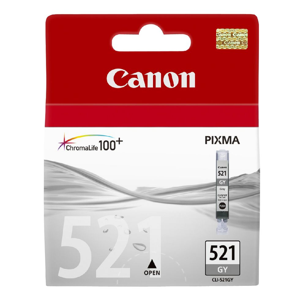 Canon CLI-521 Colours