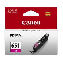 Canon CLI-651 Colours