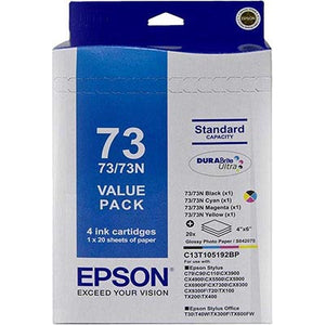 Epson 73N Value Pack