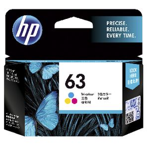 HP 63 Colour