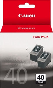 Canon PG-40 Twin Pack