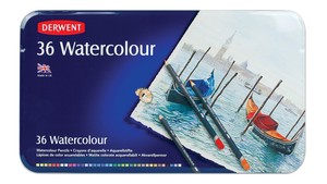 Pencils Derwent Water Colour 36 pack