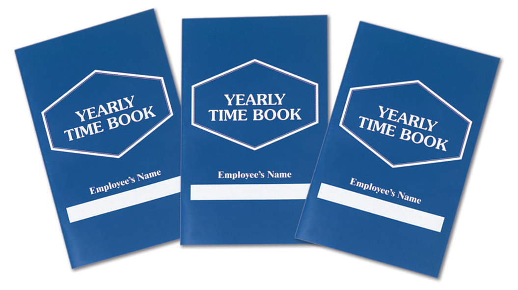 Time Book Yearly 32 page