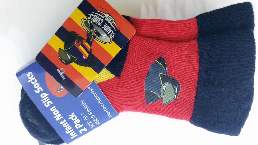 AFL Infant Non Slip Socks