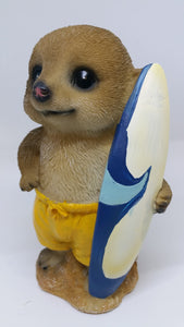 MEERKATS - MONEY BOX - 20CM