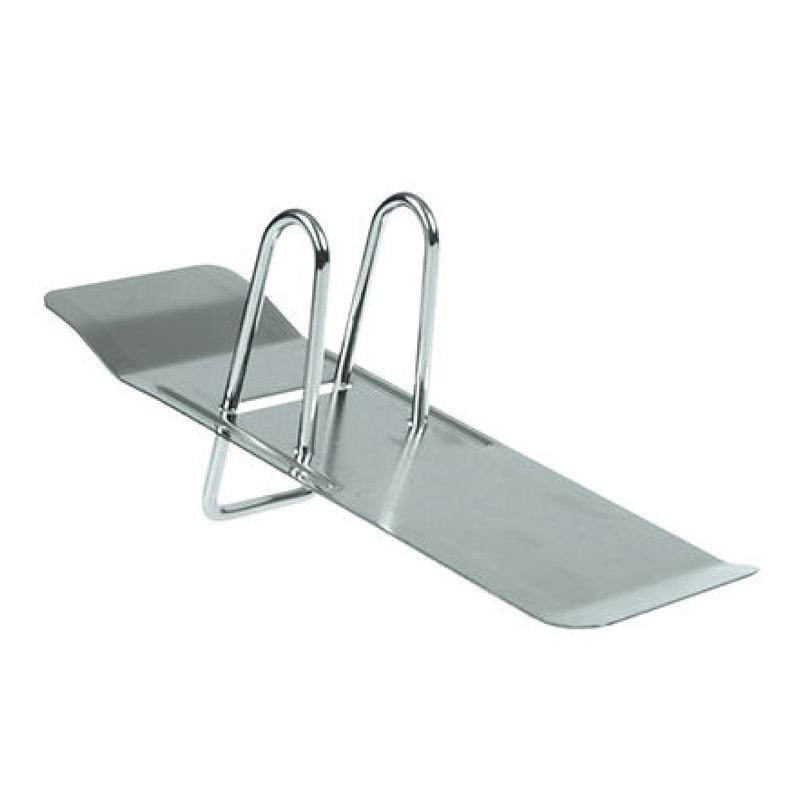 Calendar Stand Esselte Top Opening Chrome