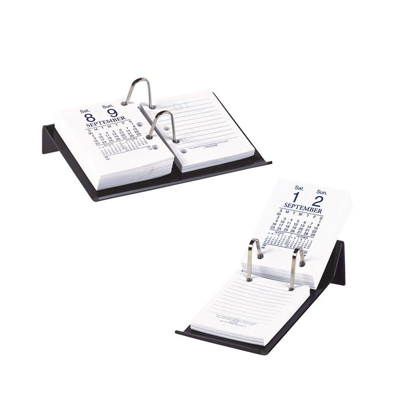Calendar Stand Marbig Acrylic Charcoal
